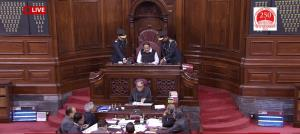 Rajya Sabha adjourned till 2 pm following uproar ...