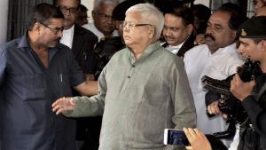 Dumka treasury verdict: Lalu Prasad Yadav sentenc...