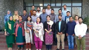 Month-long training, certificate programme on soc...
