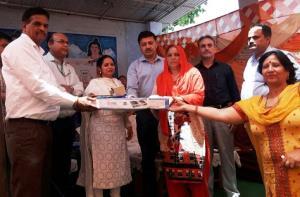 Facilitation team of GOI visits Kathua