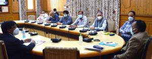 Div Com reviews functioning of Geology & Mining d...