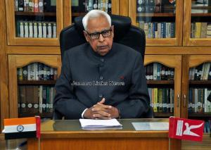 Governor allocates Departments to Advisors