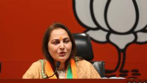 Case registered against Jaya Prada for her commen...