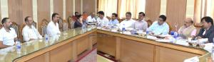 Sub-Committee on rehabilitation of mule owners me...