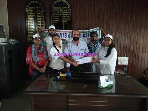 Summer Interns of GDC Kathua participates in Swac...