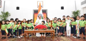 Children should be made responsible citizens: Vic...