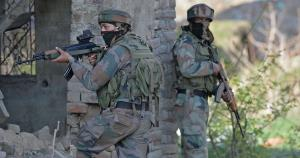 Soldier martyred, militants escape in Kupwara