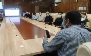 DC Srinagar holds meeting with Health Clubs, Spor...
