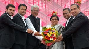 Jammu Bar Association welcomes Chief Justice Kuma...