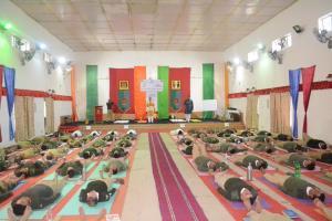 Six-day stress management workshop begins at BSF ...