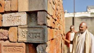 Ram temple construction panel chief reaching Ayod...