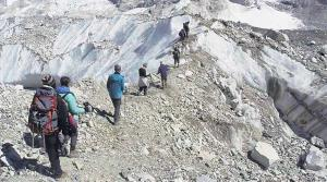 First batch of Mansarovar Yatra pilgrims crosses ...