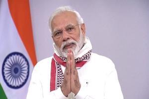 PM Modi condoles Maulana Kalbe Sadiq