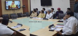 PM holds PRAGATI video-conference with Chief Secr...