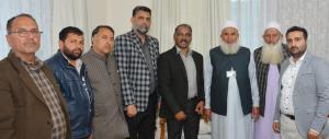Various delegations call on Lt Governor, highligh...