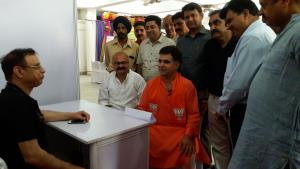 Free medical check-up camp inaugurated