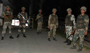 Encounter breaks out between militants, security ...