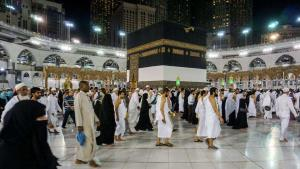 Over 1.28 lakh Indian pilgrims reach Saudi Arabia...