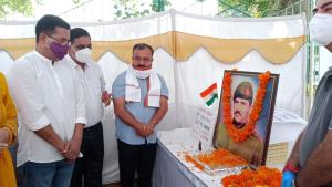 Mayor, Raina, others pay tributes to Shaheed Nain...