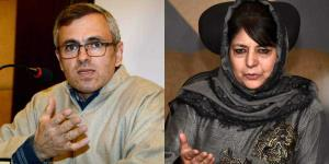 Omar and Mehbooba detained under PSA, had to take...