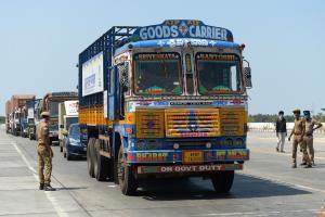 Transportation of all essential, non-essential go...