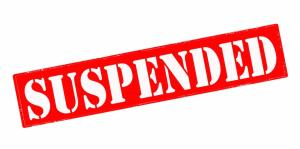 JE suspended for dereliction of duty in Udhampur
