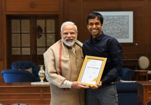 Pullela Gopichand meets PM Modi