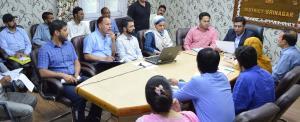 DDCs finalize arrangements for 'Back to Village