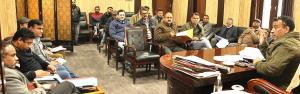 DDC Ramban reviews road clearance works, status o...
