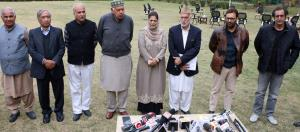 Farooq to lead Gupkar alliance, asserts it is not...