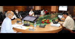 Advisor Sharma for making JKHPMC more vibrant, fi...