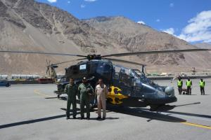 HAL s Light Combat Helicopters deployed for opera...