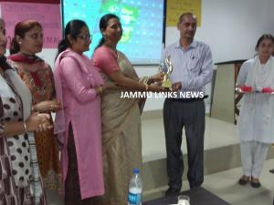 GCW Udhampur organises extension lecture