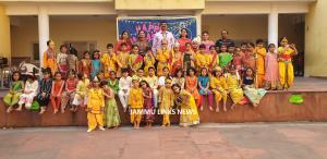 Goenkans celebrate Janamashtmi festival