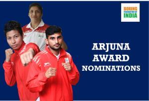 Boxer Lovlina Borgohain, Simranjit Kaur and Manis...