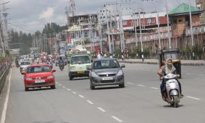 Restrictions lifted in most areas of Kashmir Vall...