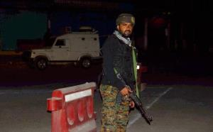 Grenade hurled at CRPF camp in Srinagar