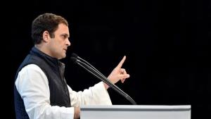 Rahul Gandhi slams GST citing World Bank report, ...