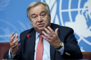 UN Chief saddened over destruction caused by Cycl...