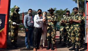 BSF organises free medical camp near LoC