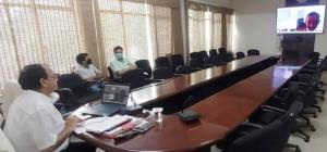 PCB Chairman lectures IFS Probationers on Environ...