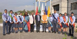 14th Annual Day celebrations conclude at Heritage...
