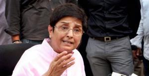 Guv Kiran Bedi accuses Puducherry CM of disrespec...