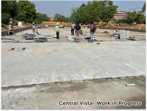 Central Vista project will be ready in time to ho...