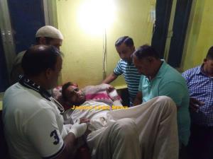 Elderly man injured in cross-border firing in Raj...