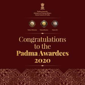 Govt announces names of 118 Padma Shri awardees o...