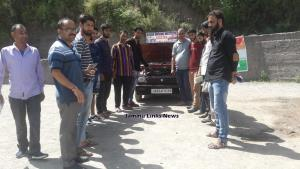 Army conducts Driving Course at Ramban