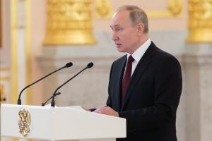 COVID-19 vaccine out in Russia, Putin