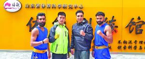 Two J&K Wushu players selected for 18th Asian Gam...