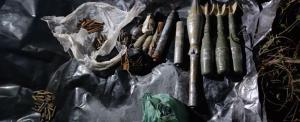 OGW held with explosives in Mahore
